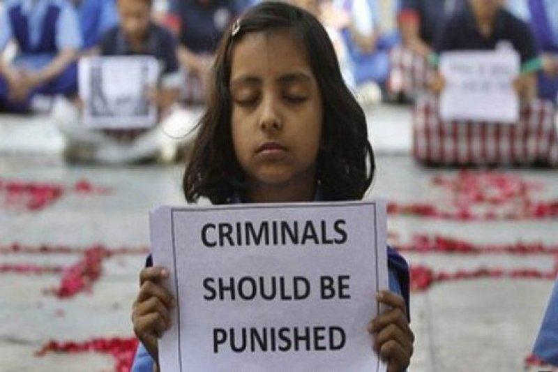 印度,強暴,孩童。(AP)
