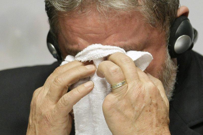 巴西里約奧運1周年:2009年,時任總統魯拉聽到里約獲得奧運主辦權時,不禁喜極而泣(AP)
