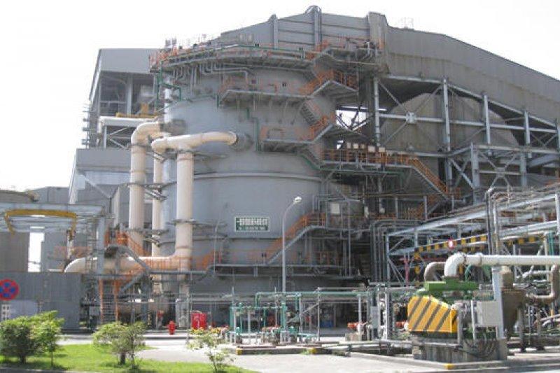 花蓮和平電廠,排煙脫硫設備(和平電廠)