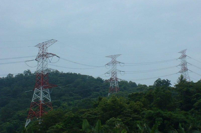 花蓮和平電廠日前因颱風而倒塌,供電能力大打折,台電發言人林德福今(2)日表示,若真的不幸必須限電,也會從工業用戶開始降載。(資料照,和平電廠提供)