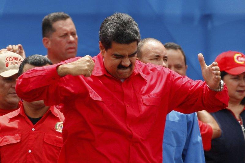 委內瑞拉制憲會議選舉引爆衝突,總統馬杜洛稱投票很順利。(美聯社)