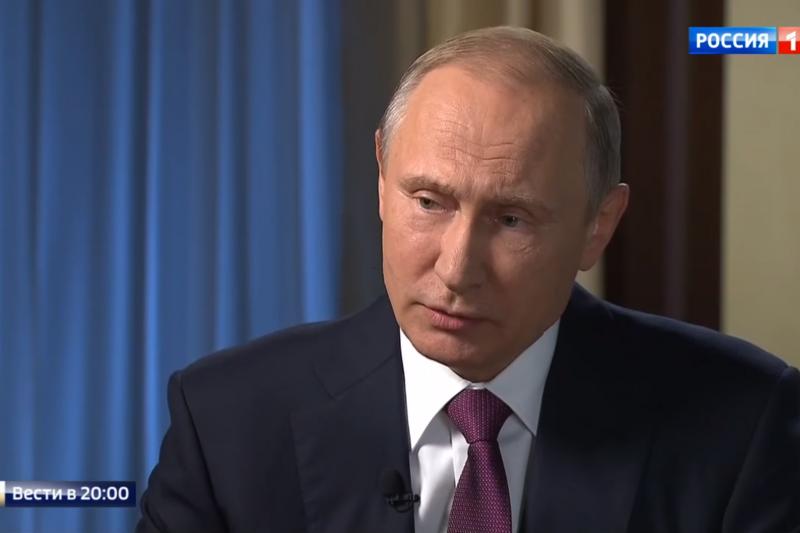 俄羅斯反擊美國新制裁:俄羅斯總統普京要求美駐俄外交官總人數大砍755人(翻攝影片)