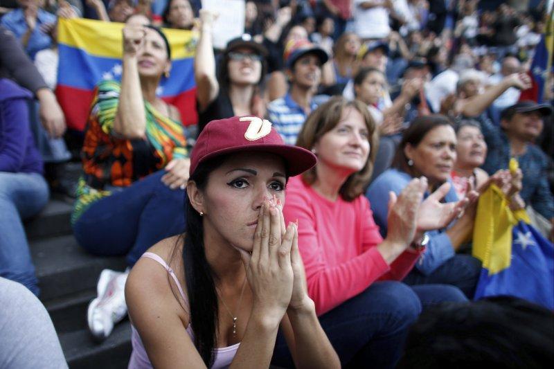委內瑞拉制憲選舉:反對派缺乏領袖帶領,讓反政府民眾感到失望(AP)