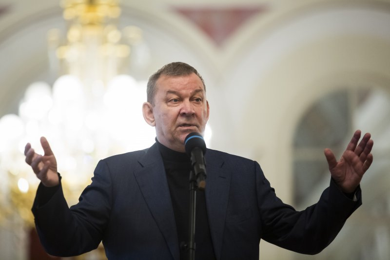 莫斯科波修瓦劇院總經理烏林(Vladimir Urin)(AP)