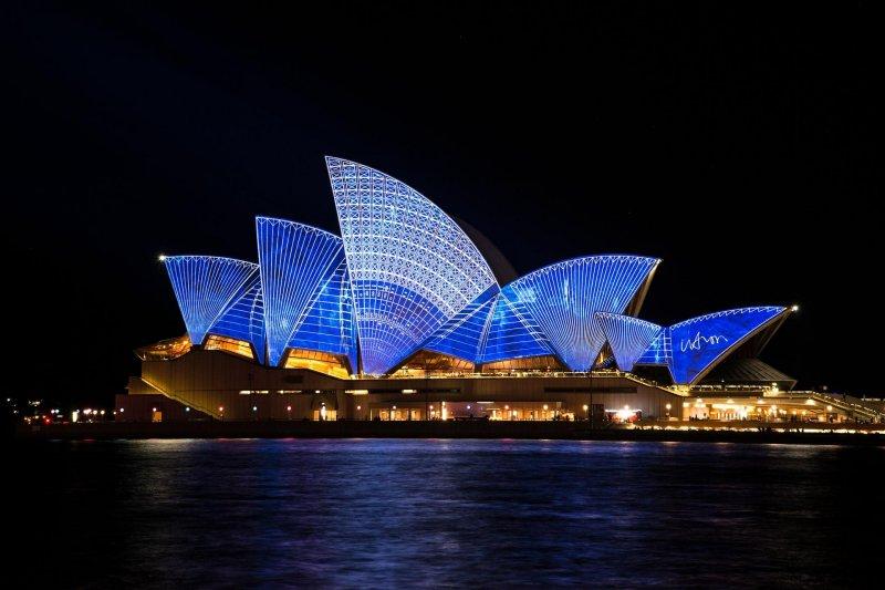 澳洲每年吸引成千上萬的人前去打工度假(取自Pixabay)