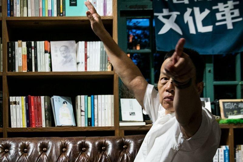 植劇場發起人王小棣導演與談「國片真的沒市場?」(台灣媒觀提供)
