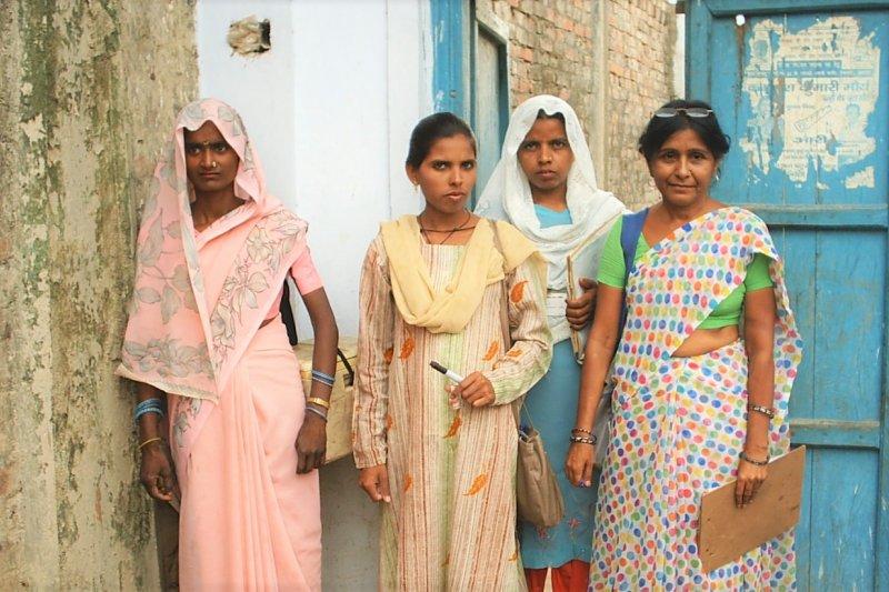 一連串的離奇斷髮事件,使印度人心惶惶。 (示意圖,非當事人/CDC Global@flickr)