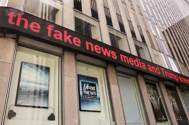 無國界記者提出「新聞信任計畫」,鼓勵媒體業界制定自律準則,遏止假新聞流竄(AP)