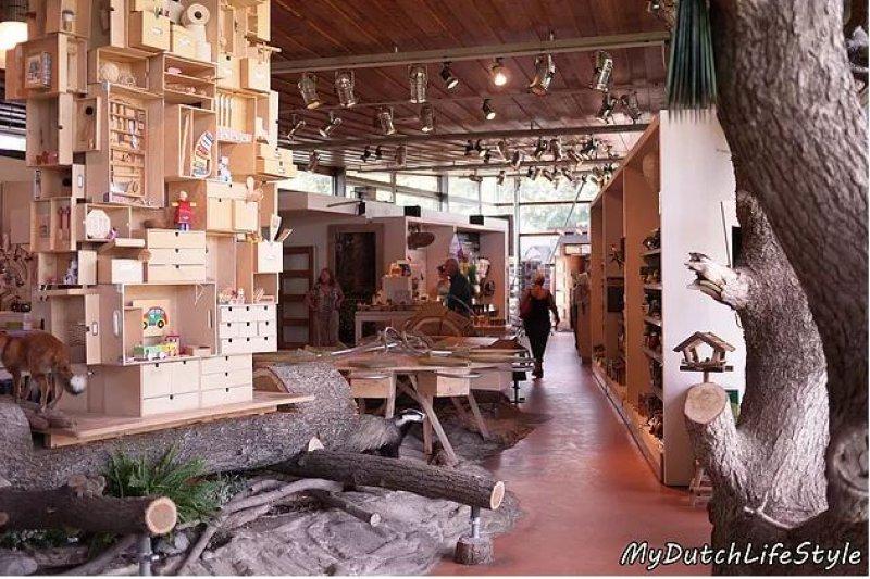 一趟荷蘭森林之旅,竟然包含了文創、設計和教育。(圖/瘋荷日曆My Dutch LifeStyle)