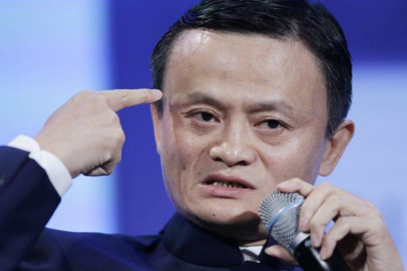 中國阿里巴巴集團創辦人馬雲。(美聯社)