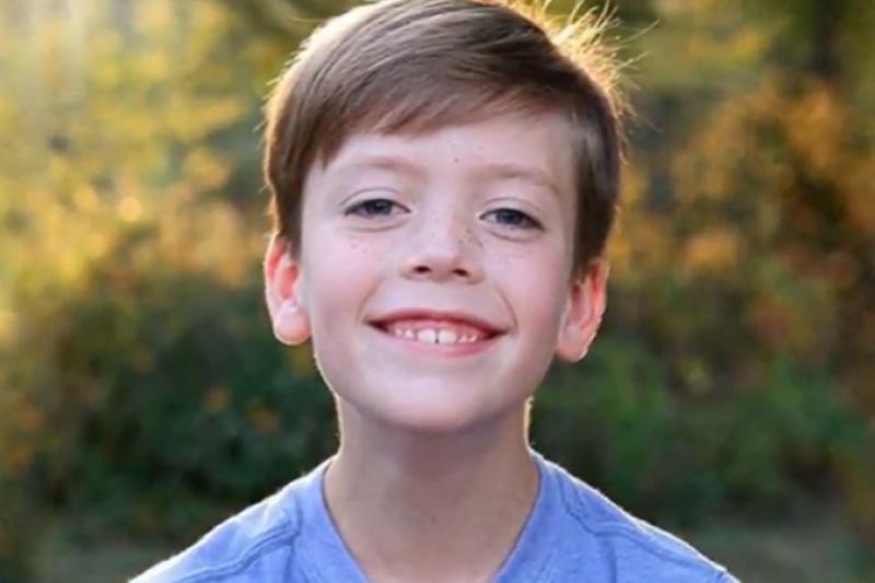 9歲的小男孩傑克向NASA毛遂自薦(截自YouTube)