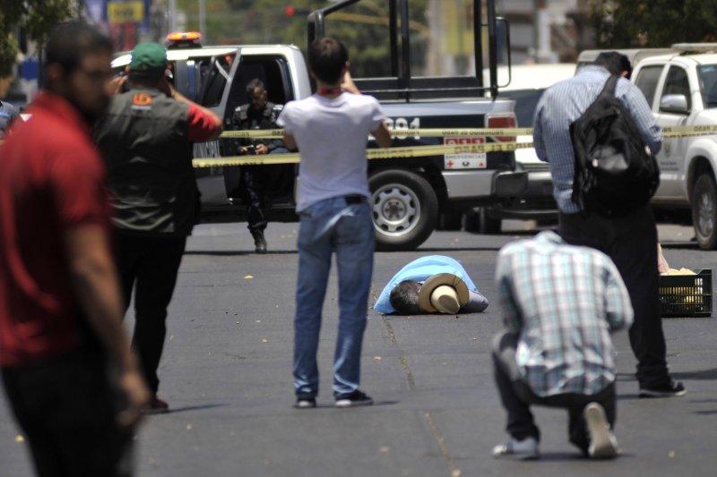 墨西哥知名記者瓦德茲,疑似因報導販毒集團遭人痛下殺手。(美聯社)