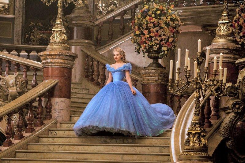 迪士尼公主的形象在過去數十年內有不少轉變,也與社會期待的女性形象有很大的關聯性。(圖/Cinderella@facebook)
