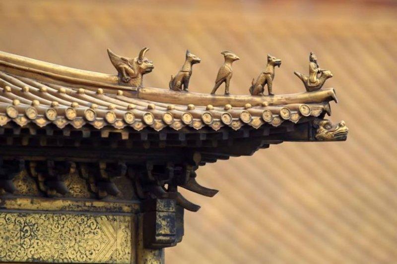 北京故宫。(新經典提供)