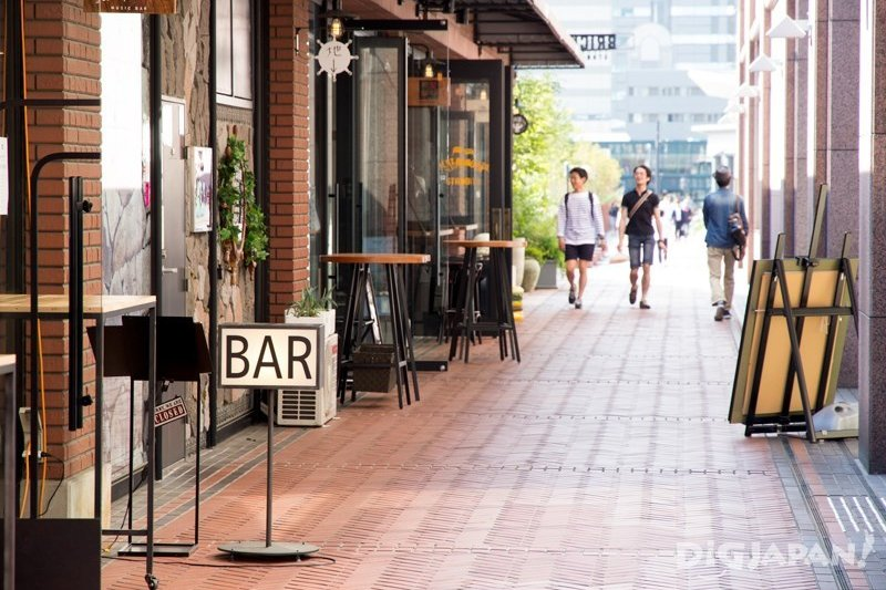 在東京惠比壽有多間知名人氣餐廳,和許多個性商店。(圖/DiGJAPAN! )