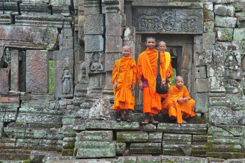 佛教在一般人心目中都是和平、非暴力的象徵,但事實上有一群佛教極端主義份子不惜武裝自身,以極為激進的方式威脅當地宗教少數。(示意圖/取自維基百科)