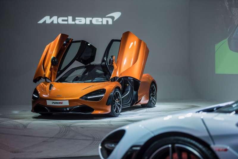 McLaren Taiwan總代理永三汽車引進下,即將於展示中心現身(圖/McLaren)