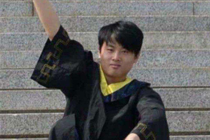 中國23歲青年李文星,疑似誤入傳銷組織後2個月慘死水坑。(新華網)李文星之死