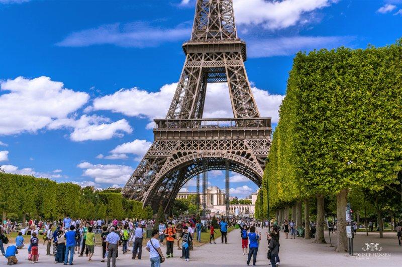 法國從八月開始,政府部門、餐廳商店等全都不開,卻沒人抱怨的背後原因是...(圖/Tommie Hansen@flickr)