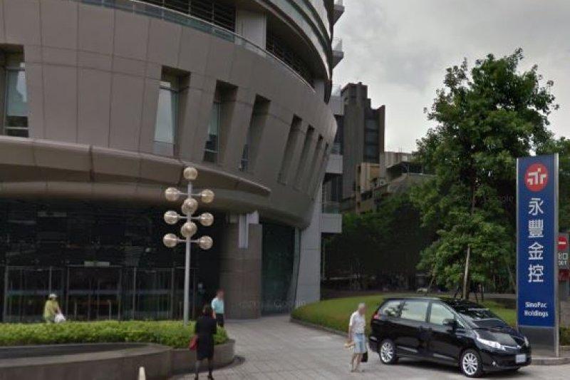 北檢11日決定不延押何壽川,並加緊辦案腳步,力拚下周偵結永豐金弊案。(取自Google Map)