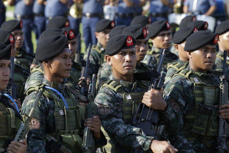 菲律賓警察特種部隊(AP)