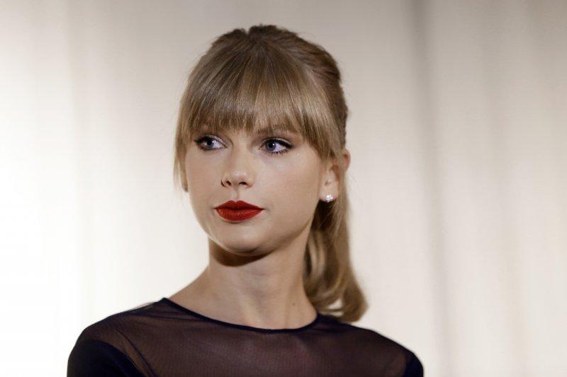 泰勒絲(Taylor Swift)。(美聯社)