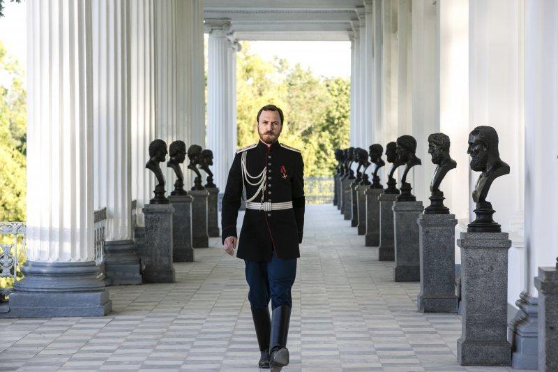 俄羅斯電影《瑪蒂妲》爭議:劇中沙皇尼古拉二世一角(AP)