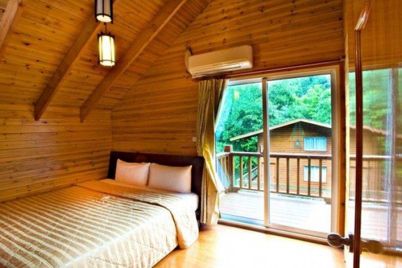 炎炎夏日,到森林渡假避暑好舒服!(圖/HotelsCombined提供)