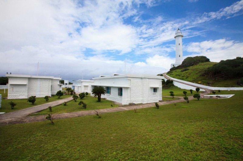 「綠島」是過去關押政治犯的地方。(資料照,台東縣觀光旅遊網)