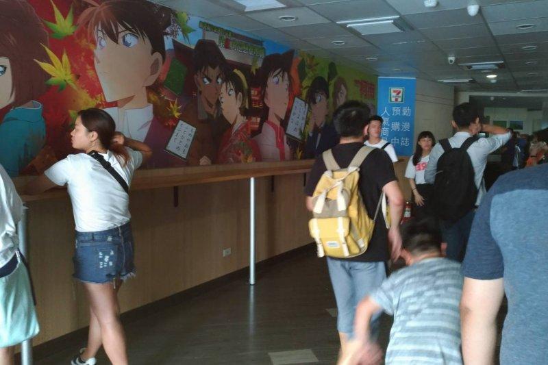 台灣15日下午大跳電,國賓戲院也停電。(風傳媒).jpg