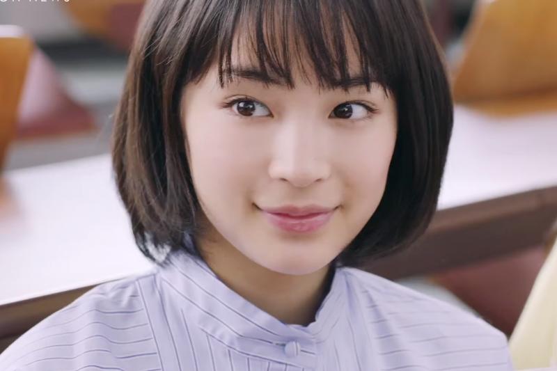 比新垣結衣更受歡迎,廣瀨鈴成了日本最有話題的女演員之一!(圖/oricon@youtube)