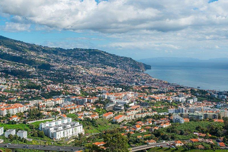葡萄牙屬馬德拉群島風景秀麗,是熱門觀光勝地。(Bengt Nyman@wikipedia@/CCBYSA2.0)