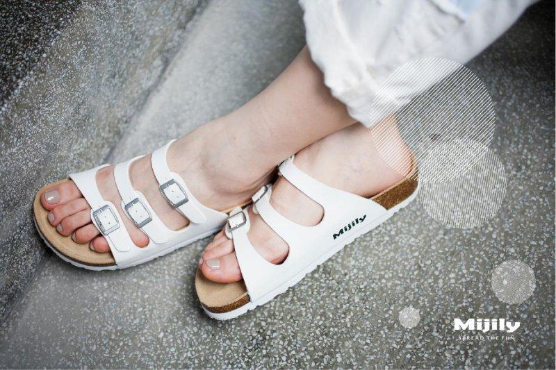 Mijily是一間標榜鞋子能夠回收再製的公司,消費者只要將穿過、想要汰換的鞋子寄回公司,Mijily便能將該雙鞋子重製回環保盆栽(圖/Mijily Spread The Fun@facebook)