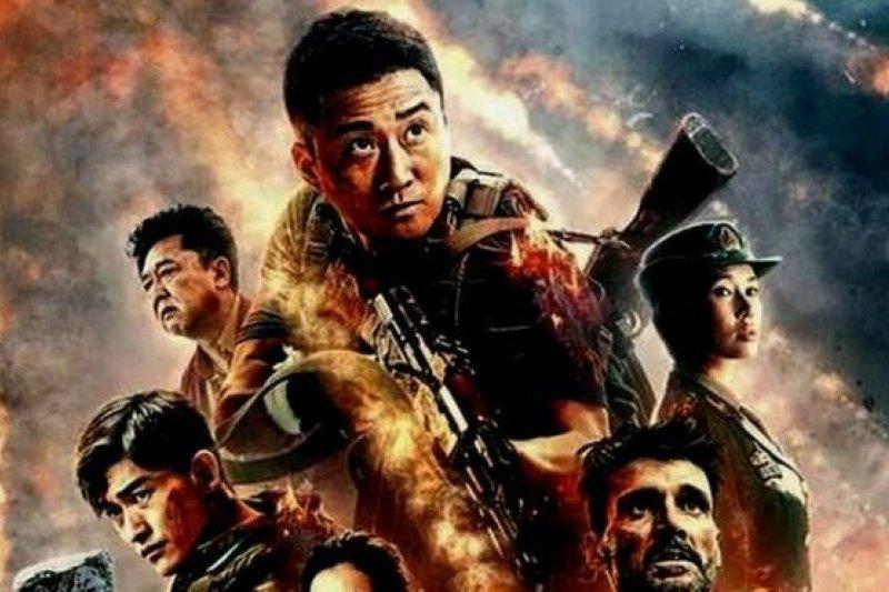 台灣評論員說,中國這部電影上映不到十天後,單個影片的票房已經超過2016年台灣文化部全年預算(155億新台幣)。(BBC中文網)
