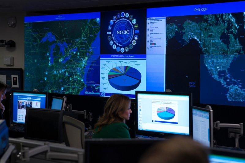 網路戰在現代戰爭中的重要性與日俱增。(美聯社)