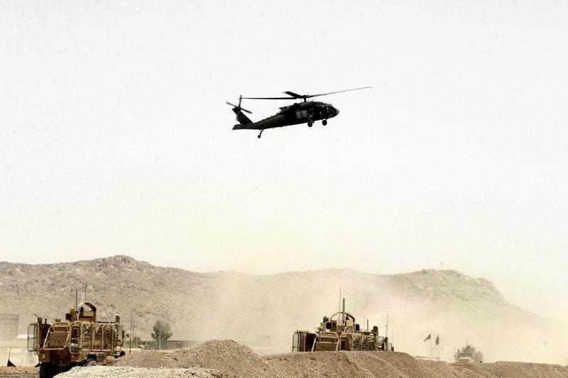美國總統川普將公布結束阿富汗戰爭的戰略計畫,外傳可能是增派美軍(AP)