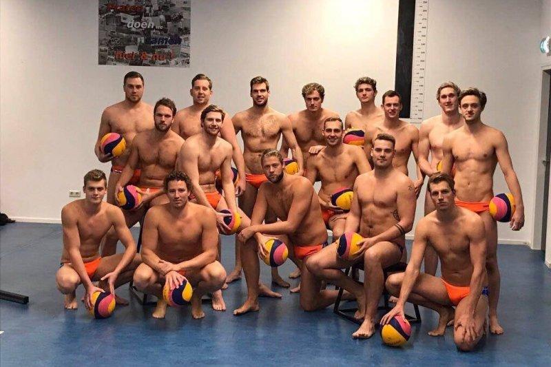 荷蘭貿易暨投資辦事處從14日開始推出一系列的世大運荷蘭選手貼文,成功的社群行銷讓粉絲數量暴增。(圖/Cloudy Chen@facebook)