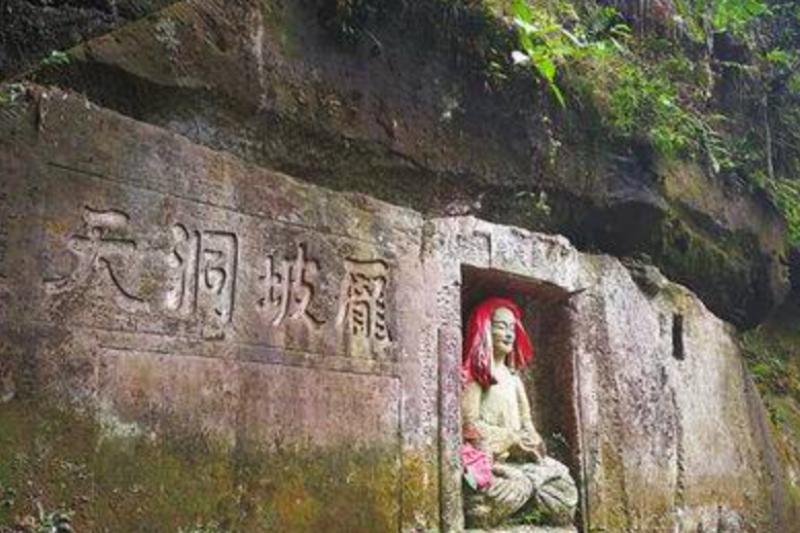 四川夾江縣木城鎮龐坡洞10顆明代佛頭被盜。