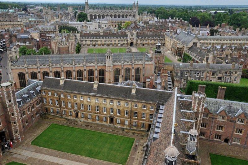 劍橋大學出版社隸屬劍橋大學。(BBC中文網)