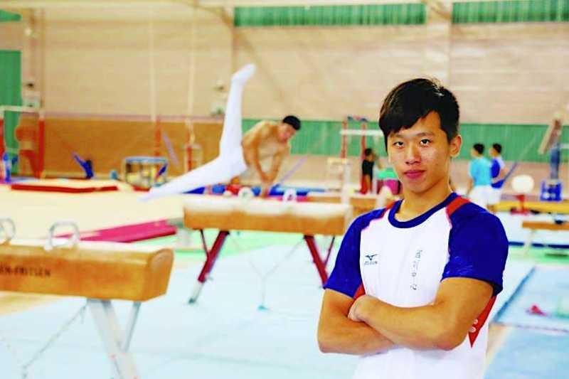 李智凱是2005年金馬獎最佳紀錄片《翻滾吧!男孩》裡的小主角,羅東公正國小體操隊7名成員之一。(圖/遠見雜誌提供)