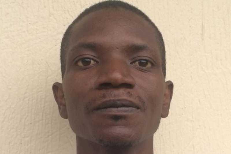 來自剛果民主共和國的史蒂芬 基戈馬(Stephen Kigoma)在一次衝突中被性侵了。(BBC中文網)