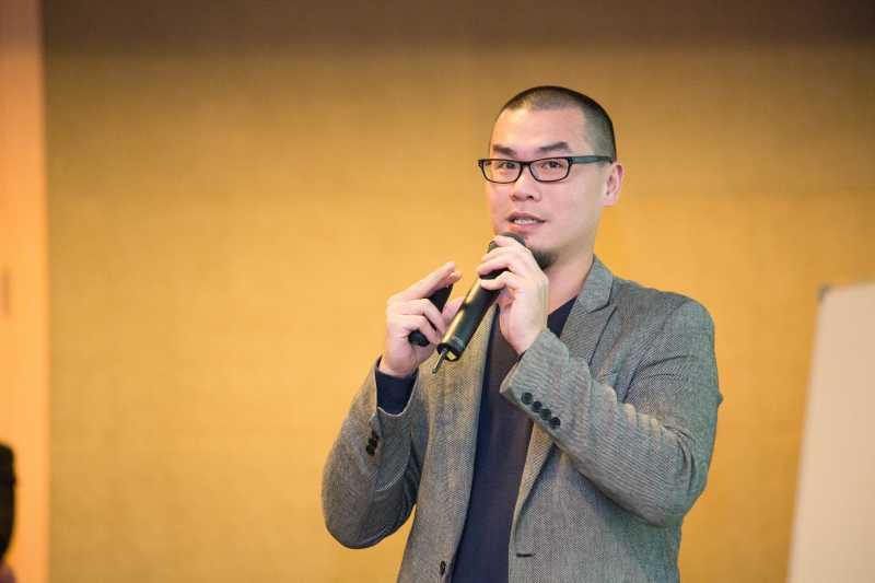 SEO 人工智慧團隊阿物股份有限公司創辦人-林思吾(圖/ 阿物股份有限公司)