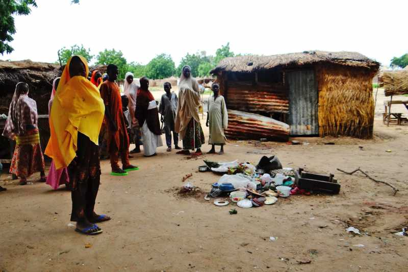 奈及利亞極端組織「博科哈蘭」開始利用孩童當人肉炸彈,行為令人髮指(AP)
