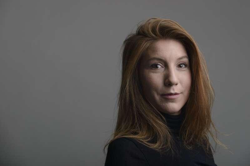 瑞典女記者瓦爾到丹麥採訪時,離奇殞命(AP)