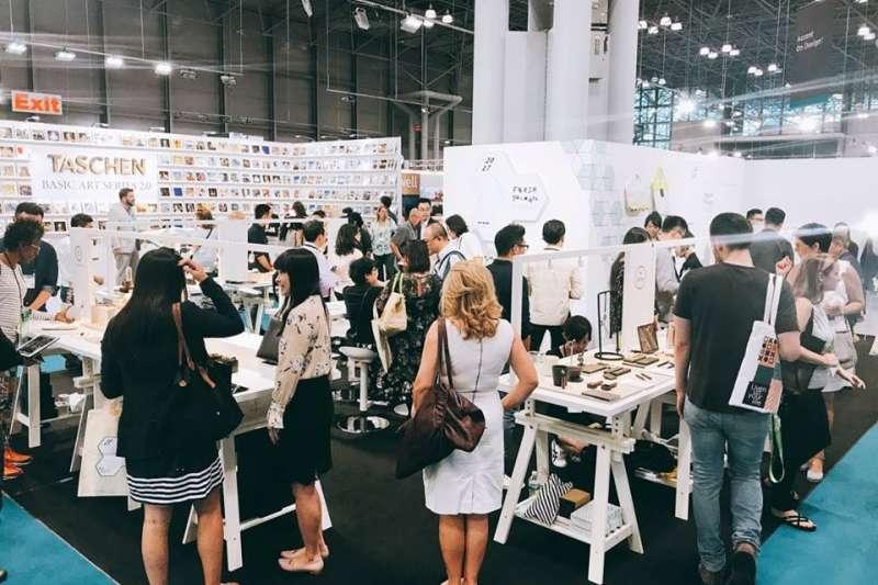 文化部自2012年起以「Fresh Taiwan」台灣館形象帶領台灣設計品牌至各地參展,走向國際。今年8月再度進軍紐約國際禮品大展(NY NOW),獲得各界青睞,展現台灣設計實力。