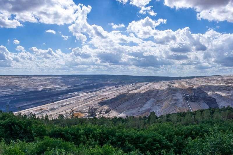 德國漢壩採礦場