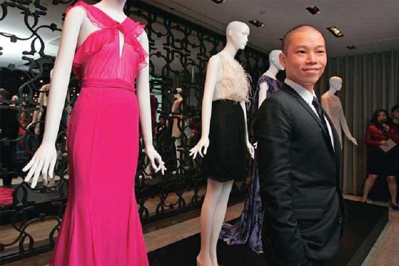 國際知名服裝設計師吳季剛若在台灣的教育體制下,大概很難追求自己的夢想。(美聯社)