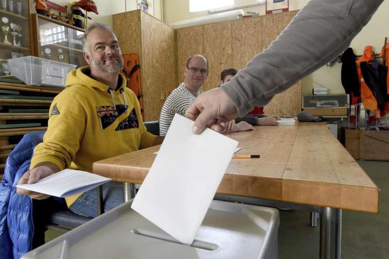 德國大選:全德國8萬多名身心障礙者因全面監護法令而被剝奪投票權(AP)