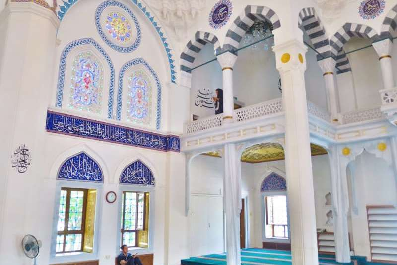 「東京Camii土耳其文化中心」位於代代木上原車站周邊,是現在日本最大的清真寺。(圖/Fast Japan提供)