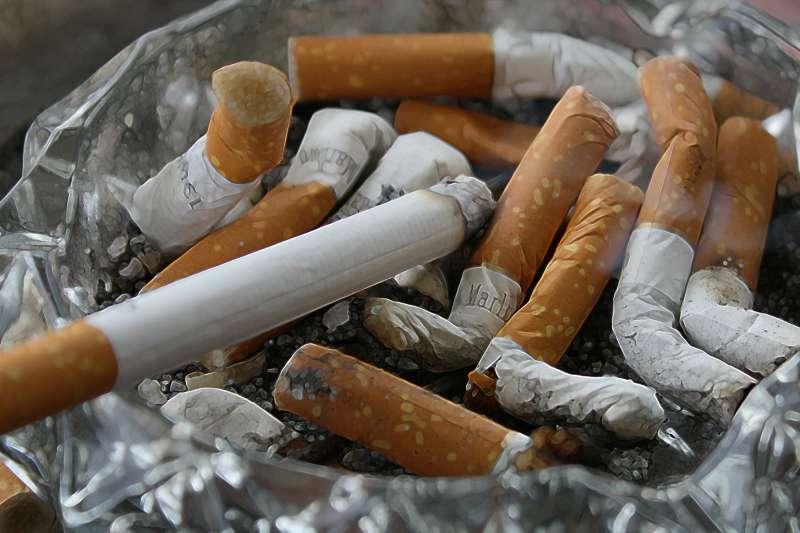 香菸。(pixabay)